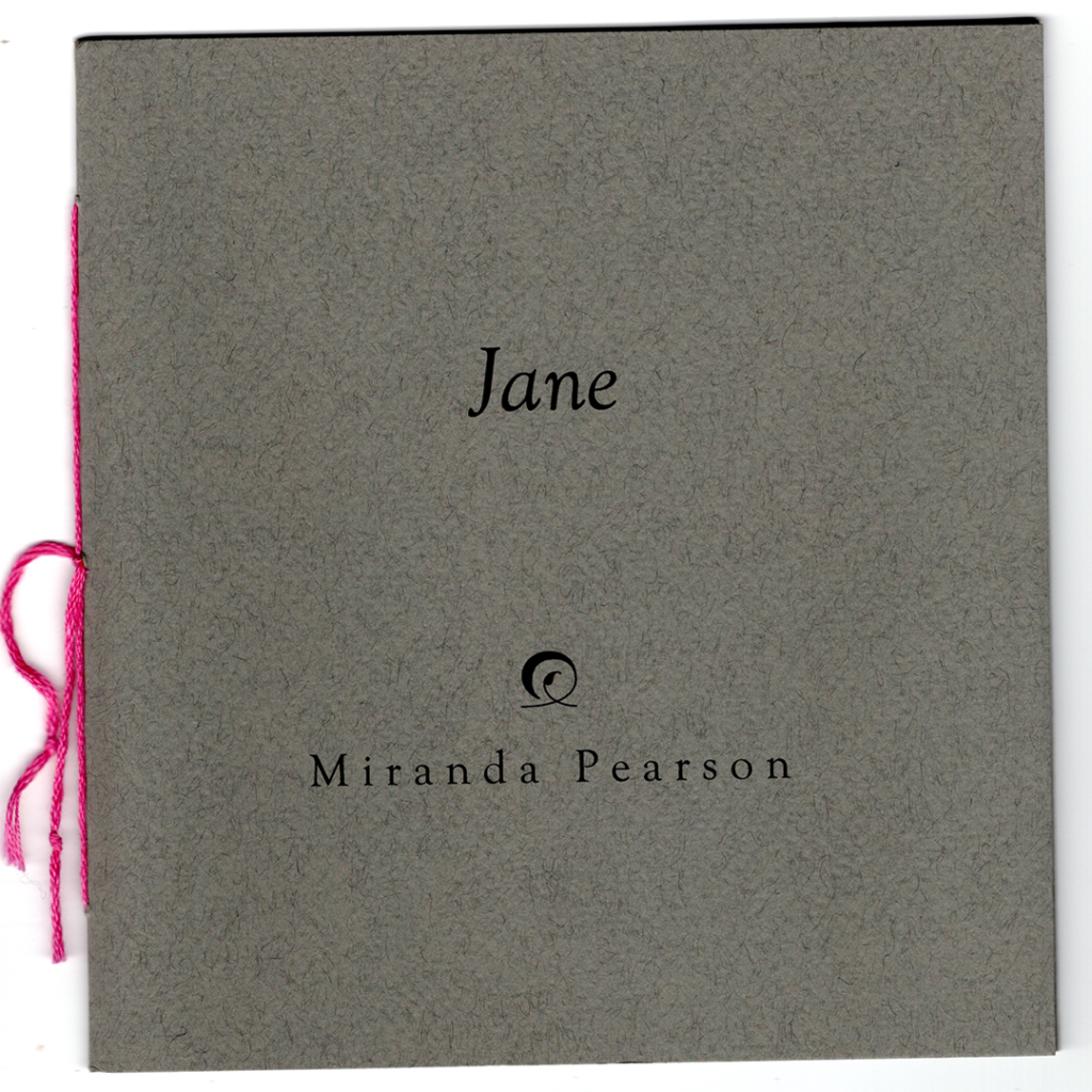 Jane (cover)