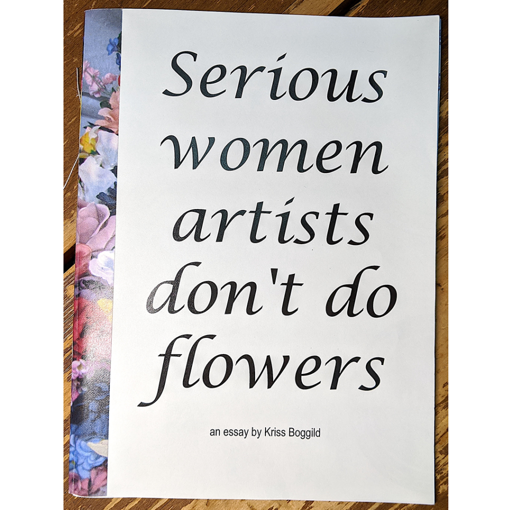 Serious Women Artists (cover)