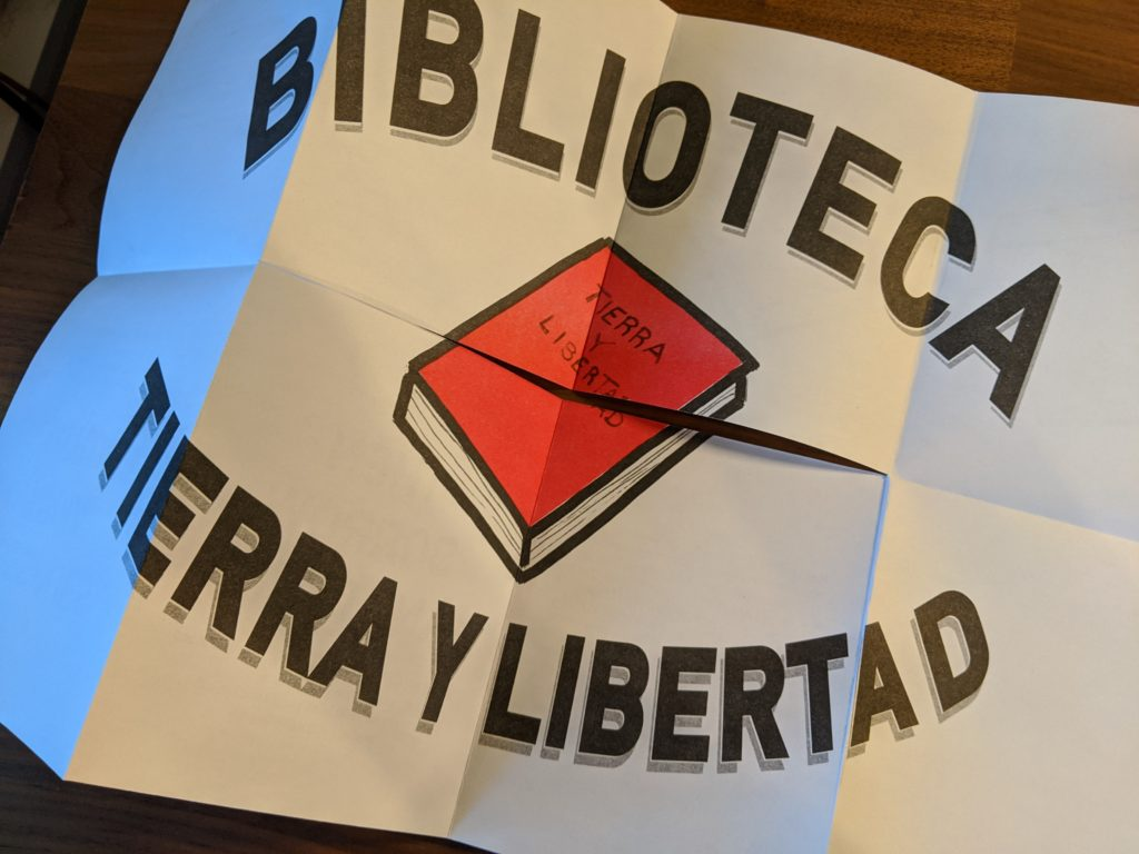 Biblioteca Tierra y Libertad