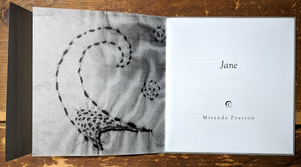 Jane (end papers)
