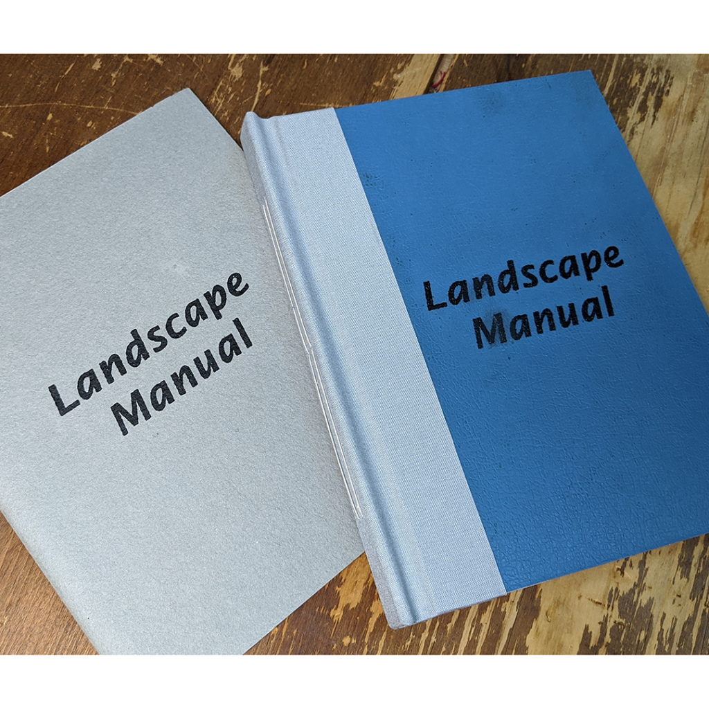 Landscape Manual (covers)