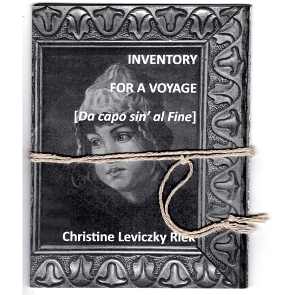 Inventory for a Voyage cover