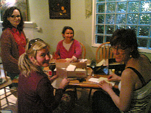 LFP work party for Spanish Greens (2006)