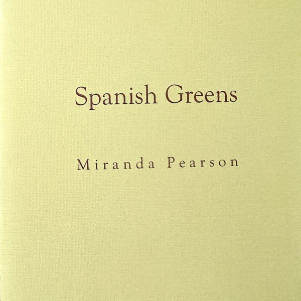 Spanish Greens (cover)