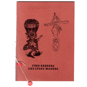 Time Keepers and Story Makers (cover)