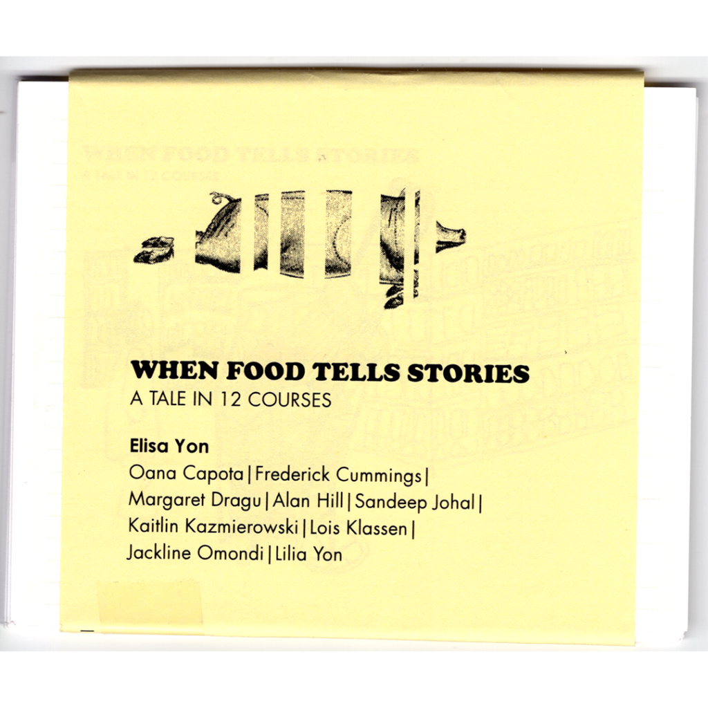 When Food Tells Stories (front cover)