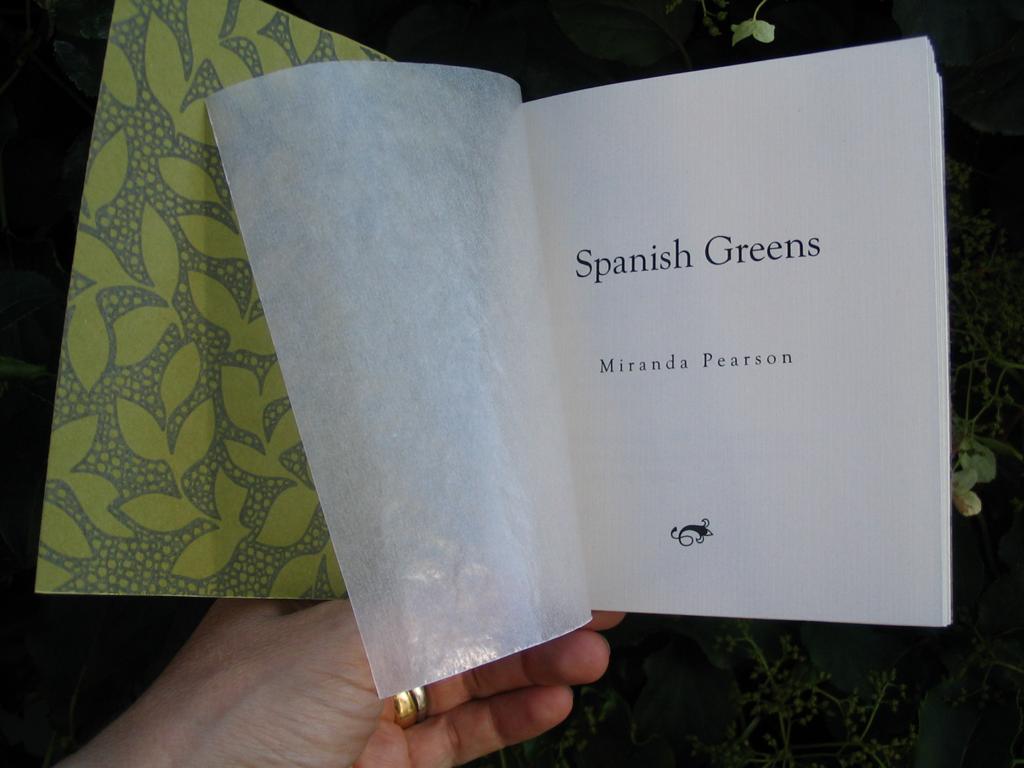 Spanish Greens