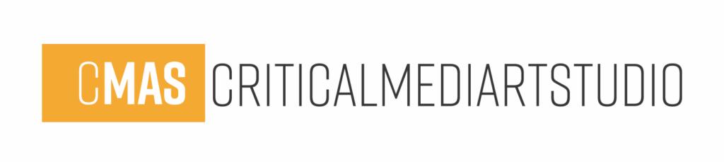 Logo for Critical Media Art Studio